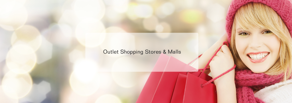 Browse Outlet Shopping Brands