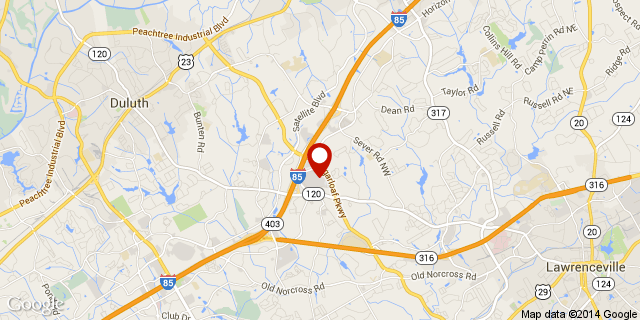 Nike Factory Store Outlet In Lawrenceville GA Hours And - Georgia map lawrenceville